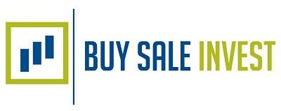 Buy Sale Invest Logo